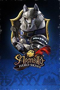 Carátula del juego Armello - Hakonsguard Thane Hero Skin