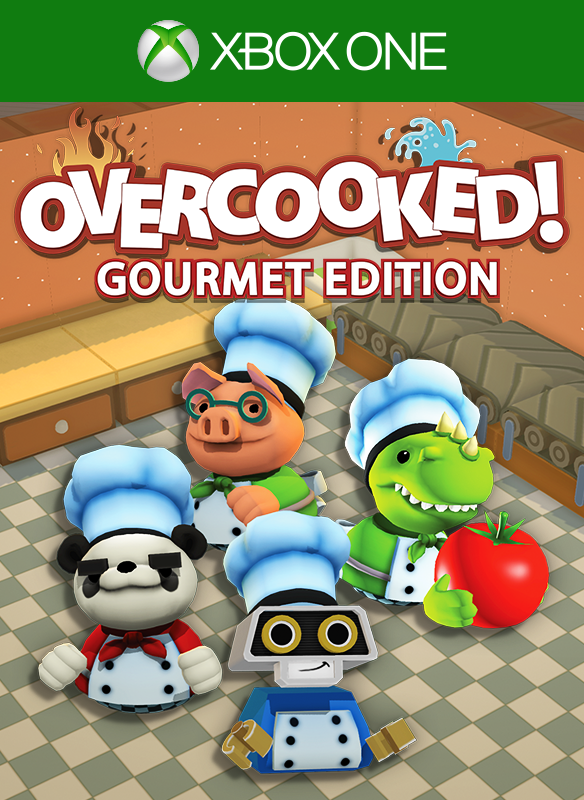 Overcooked: Gourmet Edition boxshot