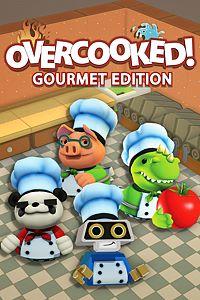 Carátula del juego Overcooked: Gourmet Edition