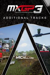 Carátula del juego MXGP3 - Additional Tracks