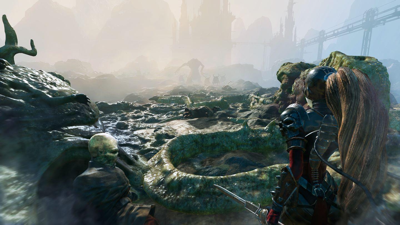Warhammer 40,000: Inquisitor Martyr Screenshot