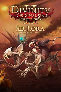 Carátula del juego Divinity: Original Sin 2 - Companion: Sir Lora the Squirrel