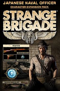 Carátula del juego Strange Brigade - Japanese Naval Officer Character Expansion Pack
