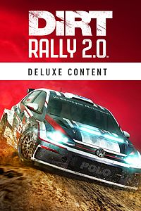 Carátula del juego DiRT Rally 2.0 Deluxe Content Pack