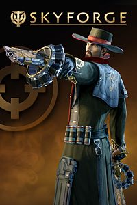 Carátula del juego Skyforge: Outlaw Quickplay Pack