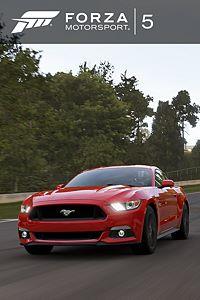 Carátula del juego Forza Motorsport 5 2015 Ford Mustang GT de Xbox One