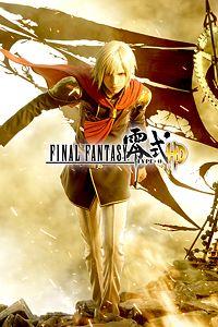 Carátula del juego FINAL FANTASY TYPE-0 HD