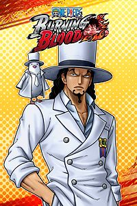 Carátula del juego ONE PIECE BURNING BLOOD - Rob Lucci (character)