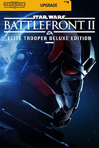 Carátula del juego STAR WARS Battlefront II: Elite Trooper Deluxe Edition - Upgrade