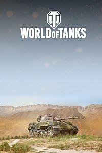 Carátula del juego World of Tanks - German King Tiger