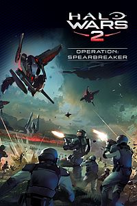 Carátula del juego Operation: Spearbreaker