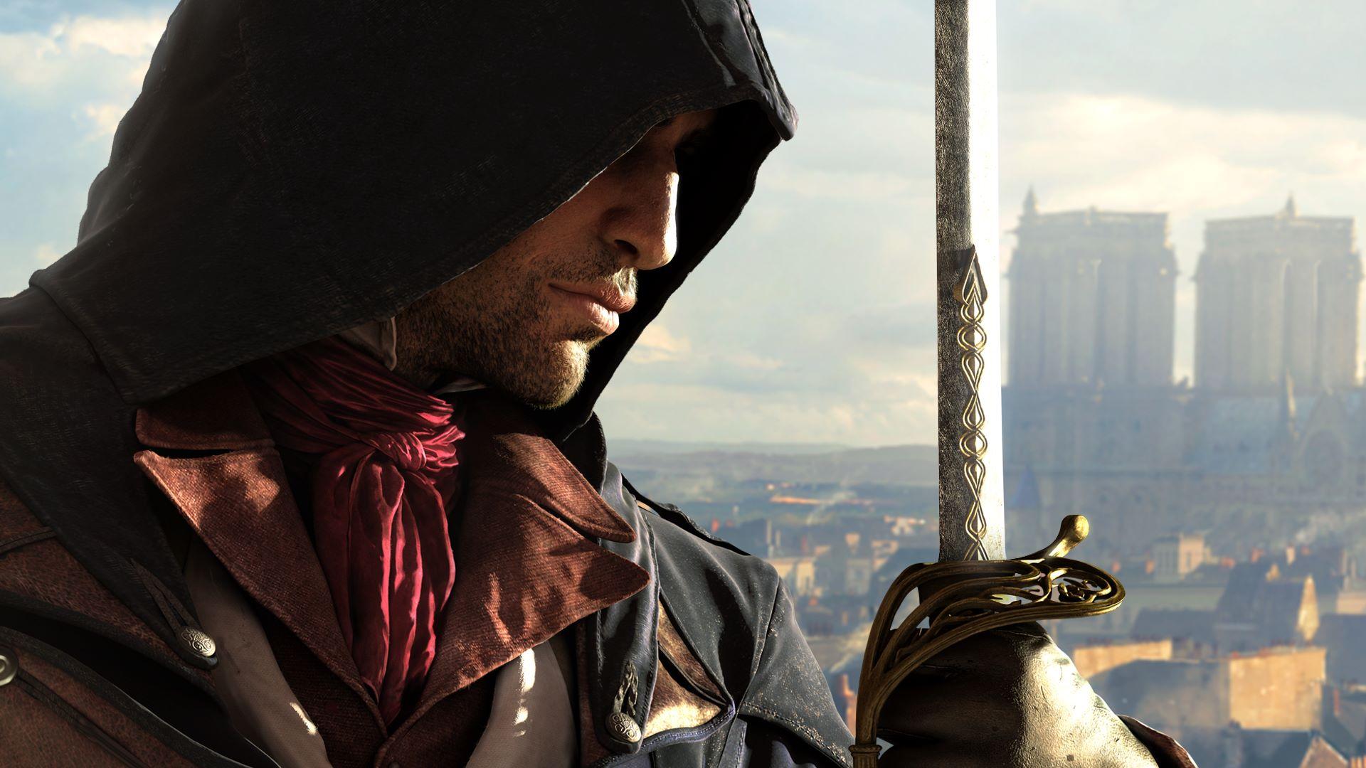 ผลการค้นหารูปภาพสำหรับ assassin's creed unity