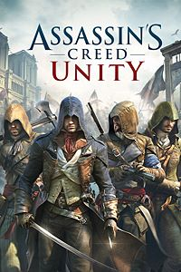 Carátula del juego Assassin's Creed Unity para Xbox One