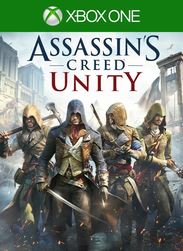 Assassin's Creed® Unity boxshot