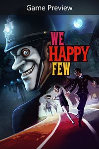 Carátula del juego We Happy Few (Game Preview) para Xbox One