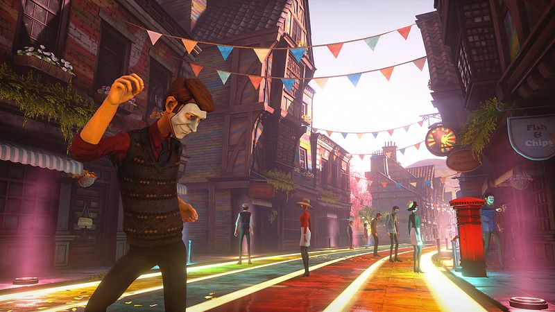 We Happy Few (Game Preview) Screenshot