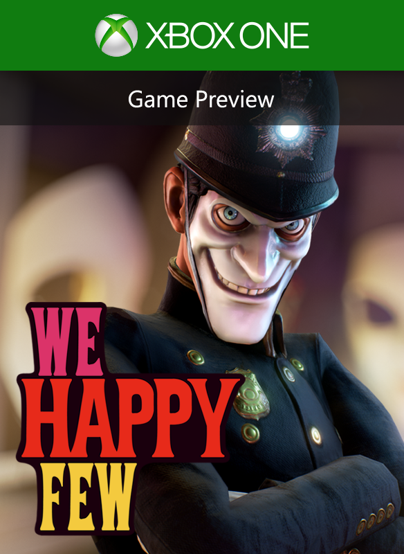 We Happy Few (Game Preview)