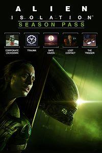 Carátula para el juego Alien: Isolation Season Pass de Xbox 360