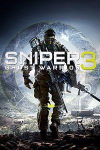 Carátula del juego Sniper Ghost Warrior 3