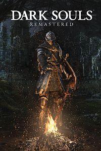 Carátula para el juego DARK SOULS: REMASTERED de Xbox 360