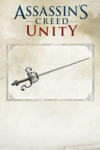 Carátula del juego Assassin's Creed Unity - Fleur De Lys Sword de Xbox One