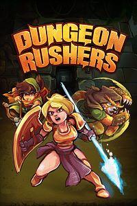 Carátula para el juego Dungeon Rushers: Crawler RPG de Xbox One
