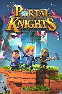 Carátula del juego Portal Knights