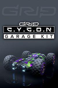Carátula del juego Cygon Garage Kit