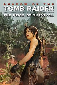 Carátula del juego Shadow of the Tomb Raider - The Price of Survival