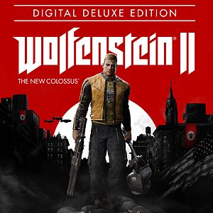 Wolfenstein® II: The New Colossus™ Digital Deluxe Edition Xbox One
