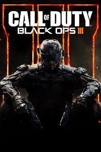 Carátula del juego Call of Duty: Black Ops III de Xbox One