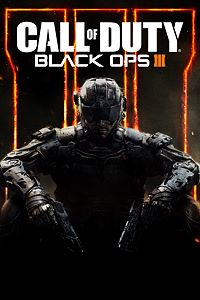 Carátula del juego Call of Duty: Black Ops III