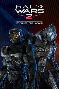 Carátula para el juego Halo Wars 2: Icons of War de Xbox One