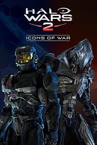 Carátula del juego Halo Wars 2: Icons of War