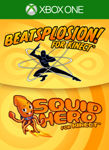 Pacote Kinect: Beats & Squids