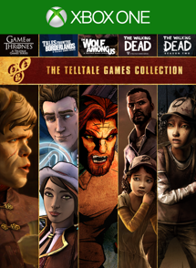 The Telltale Games Collection X1