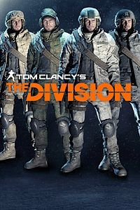 Carátula del juego Tom Clancy's The Division - Marine Forces Outfits Pack