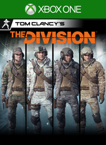 Marine Forces Outfits Pack