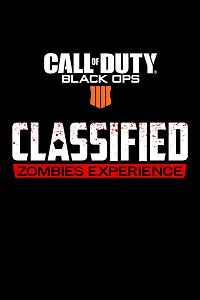 Carátula del juego Call of Duty: Black Ops 4 - Classified Map