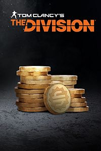 Tom Clancy's The Division – 2400 Premium Credits Pack
