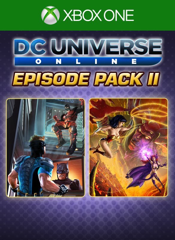DC Universe Online: Ep. Pack II
