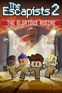 Carátula del juego The Escapists 2 - The Glorious Regime