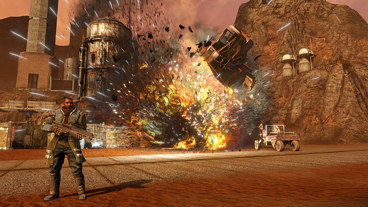 red faction guerrilla pc download