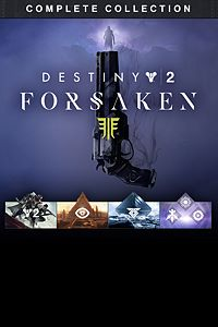 Carátula del juego Destiny 2: Forsaken - Complete Collection