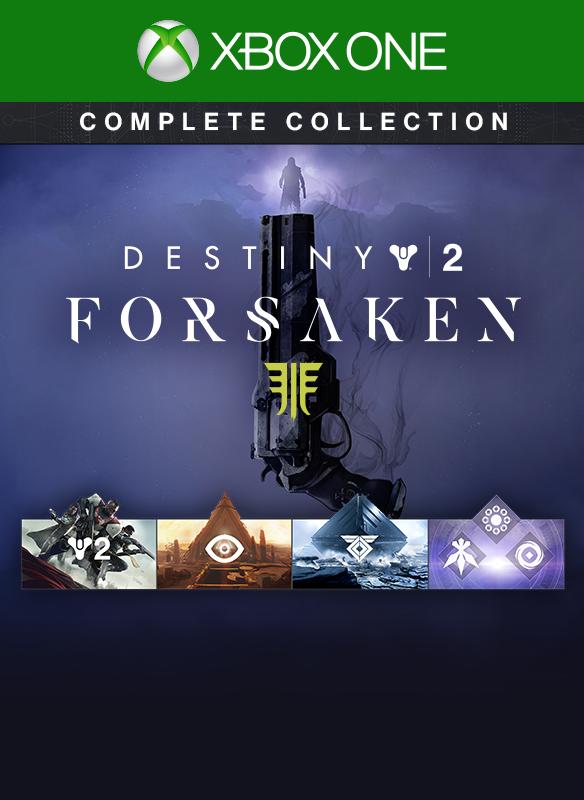 Destiny 2: Los Renegados - Colección Completa boxshot