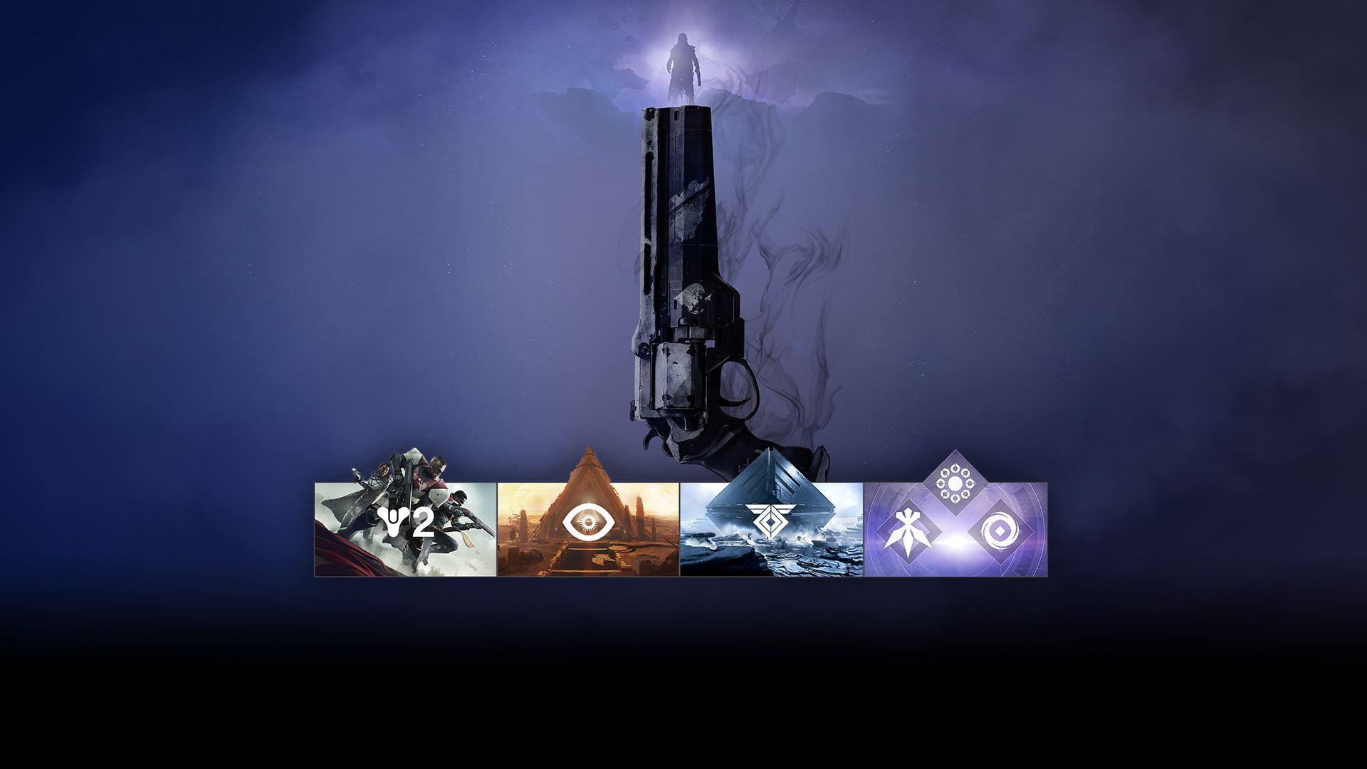 Buy Destiny 2 Forsaken Complete Collection Microsoft Store En Gb