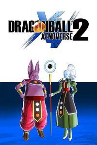 Carátula del juego DRAGON BALL XENOVERSE 2 Dragon Ball Super Pack 2