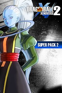 Carátula del juego DRAGON BALL XENOVERSE 2 - Super Pack 2