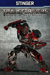 Carátula del juego Stinger Character de Xbox One