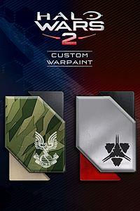 Carátula del juego Halo Wars 2: Custom WarPaint